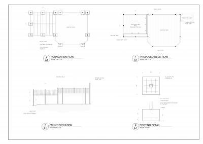 autocad services construction plans